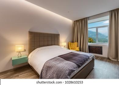 Comfortable Bedroom Interior