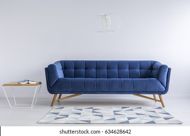 Astounding Navy Couch Images Stock Photos Vectors Shutterstock Forskolin Free Trial Chair Design Images Forskolin Free Trialorg