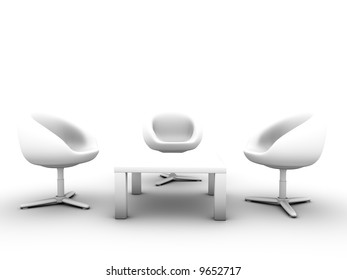 comfortable meeting place