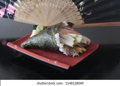 Comida Japonesa sushi