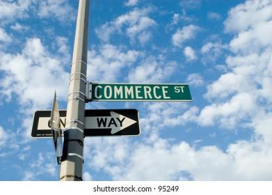 Commerce St.