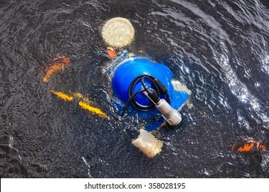 Commercial diver helmet
