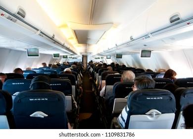 Commercial Flight Passengers