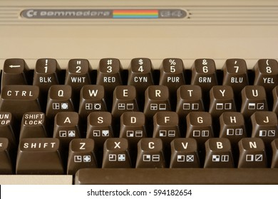 Commodore 64 Images, Stock Photos & Vectors | Shutterstock