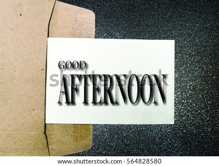 Common english greetings expressions phrases good stock photo edit common english greetings and expressions with phrases good afternoon m4hsunfo