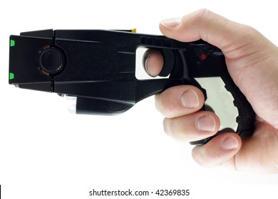 A common police taser.