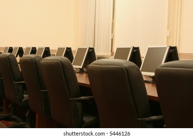 common-room for undertaking conference