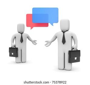 Communication metaphor
