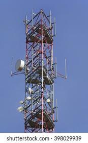 communication repeater antenna