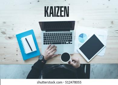 COMMUNICATION TECHNOLOGY BUSINESS AND KAIZEN CONCEPT