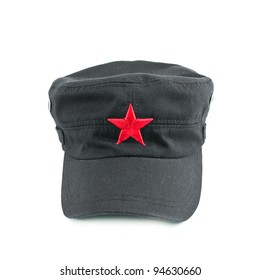 f911feb1c Similar Images, Stock Photos & Vectors of communist hat and red star ...
