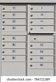 community locked mailboxes
