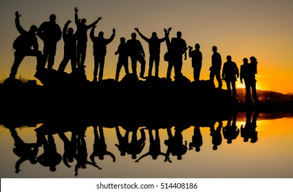 Team Spirit Images, Stock Photos & Vectors   Shutterstock