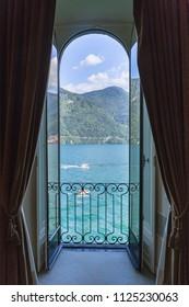 [COMO - 24 June 2018] The Villa del Balbianello on Lake Como Italy