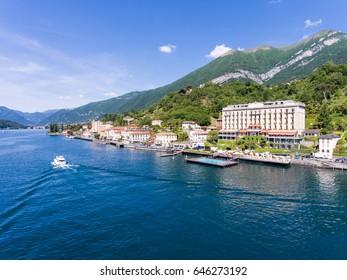 Como lake - Grand Hotel of Tremezzo