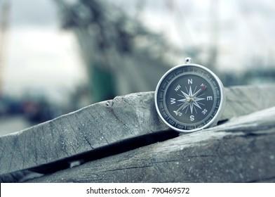 Compact Compass Navigation