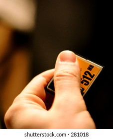 Compact Flash Card, Memory for Digital Camera