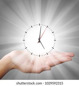 Company Time Concept