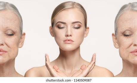 Image result for human aging process real life