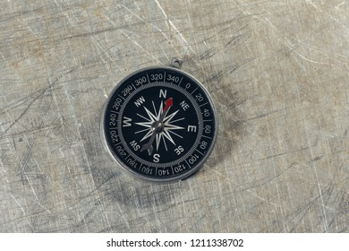 compass concept for direction