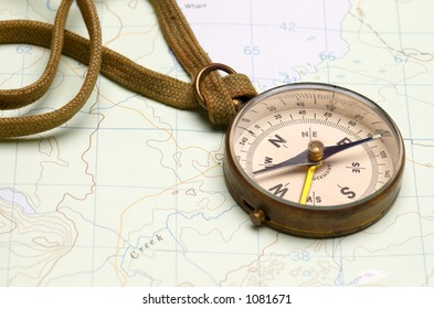 compass and map 6