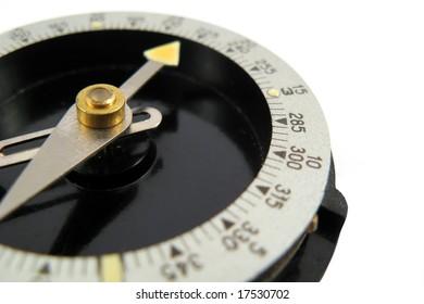compass navigate needle