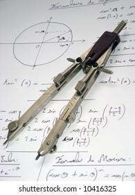 Compasses on formulas