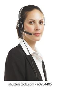 Compassionate telephone operator