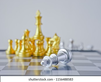 competition must be have the win team and the lost team make by national chess