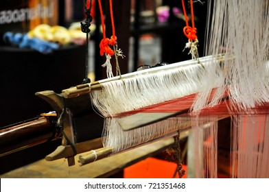 "The Complex Thai Silk Making Process The silkworms, This process is called ""sericulture."" The most valuable silk yarn is obtained from a silkworm, Household handicrafts of Thai silk"