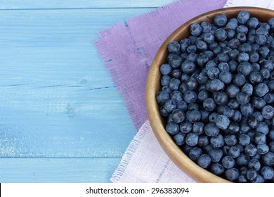 Composition with bluberries