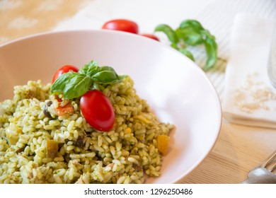 Composition of Italian food