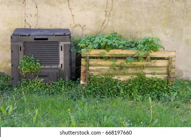 compost heap and fast compost