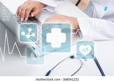 Informatica Sanitaria Images, Stock Photos & Vectors