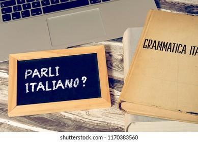 Italian Dictionary Images, Stock Photos & Vectors | Shutterstock