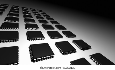 Computer Chips CPUs