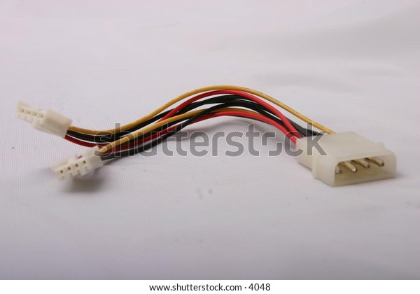 computer connection wires