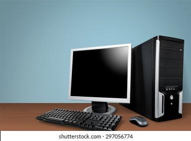 Computer, Desktop PC, PC.
