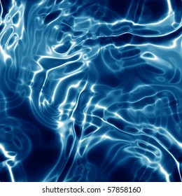 computer generated image of blue and white plasma looking texture. tiles seamlessly.