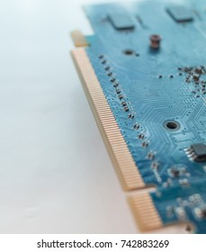 Computer Hardware Graphic Card Video card circuit, pci express connection