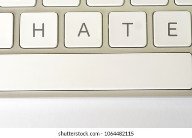 A computer and hate