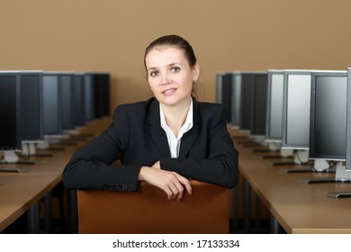 In computer lab