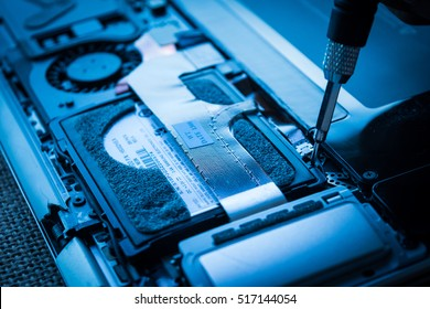 computer laptop repair hard drive