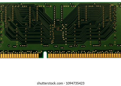 computer memory chip (DDR) part