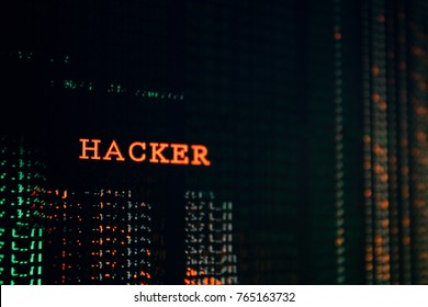 Computer Monitor hacked
