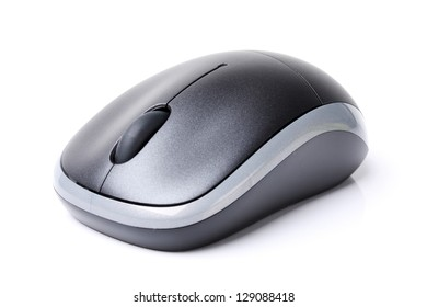 a computer mouse on a white background