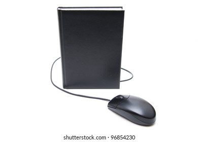 Computer mouse and telephone book