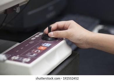 Computer Numerical Control (NC) machine