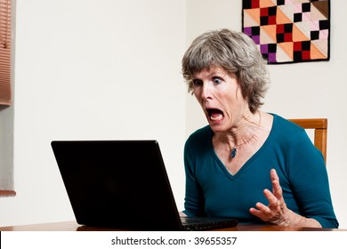 Computer stress boiling over - screaming at your laptop