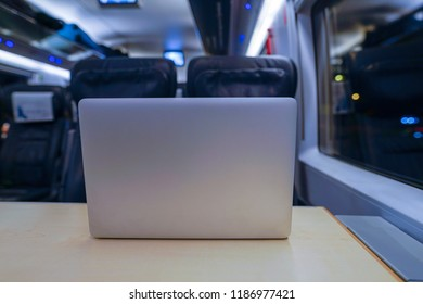 computer in the train business